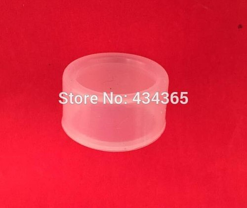 10pcs 22mm Button switch water-proof sealing cap cover dustproof cover waterproof hat waterproof leather silicone material
