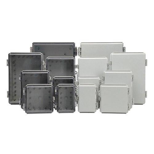 2020 New Products Flame Retardant Waterproof Junction Box,IP65 Dustproof Waterproof Box,Transparent Waterproof Distribution Box