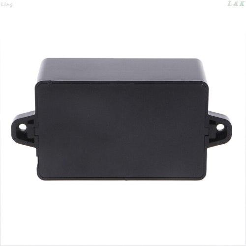 Plastic Waterproof Electronic Enclosure Box Project Instrument Case 82x52x35mm