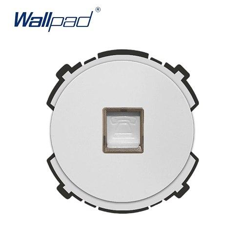 Wallpad TEL Telephone Wall Socket Function Key Only Weak Electrical Outlets CAT3