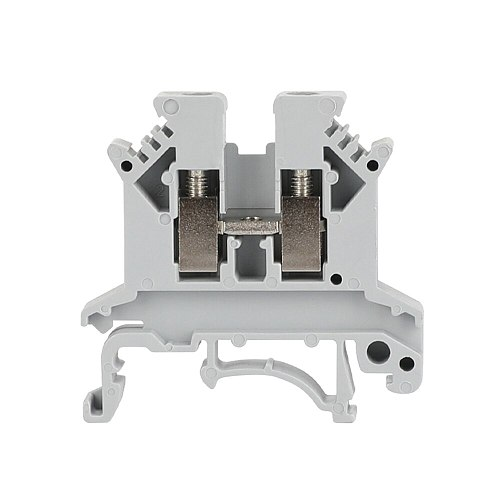 Din Rail Terminal Block UK-2.5B Wire Conductor Universal  Connector Screw Contact Connection Terminal Strip Block UK2.5B 1Piece