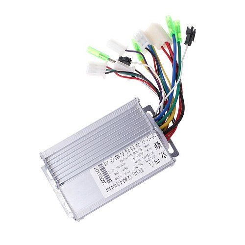 Everlasting 36V/48V 350W Electric Bicycle E-bike Scooter Brushless DC Motor Controller