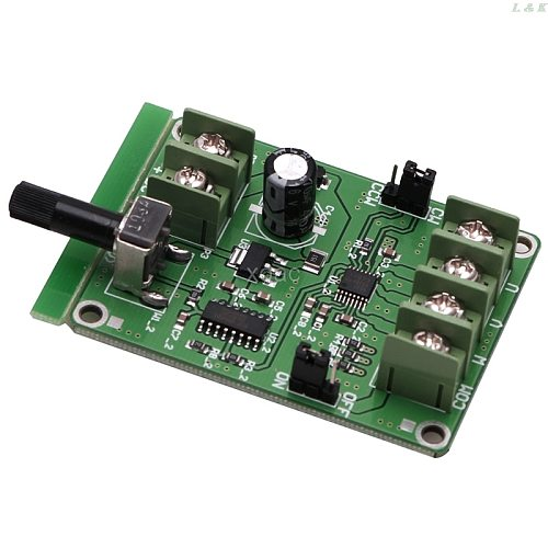 New 5V-12V DC Brushless Driver Board Controller For Hard Drive Motor 3/4 Wire   M08 dropship
