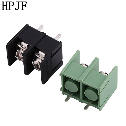 KF7.62mm-2/3/4Pin 300V 20A 7.62mm Pitch Straight Needle Connector Pcb Screw Terminal Block Connector