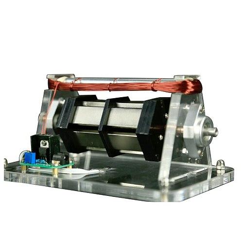 Large Bedini Motor, Large Hall Motor, High Speed Brushless Motor, Brushless Motor Model