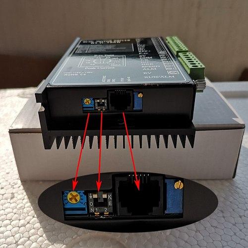 24V 36V48V BLDC Motor Driver 300W 18V-50V DC Brushless DC Motor Driver Controller BLD-300B