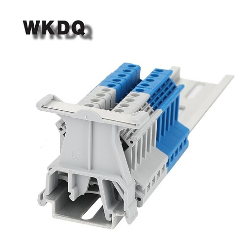 10pcs Marker Carrier JB1 Matches Din Rail for UK Series Terminal Block