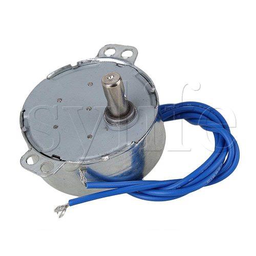 TYC-50 AC 110V Synchronous Motor 0.8-1RPM CW/CCW 4W Torque 12KGF.CM