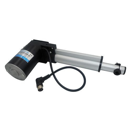 Dc linear actuator 150mm 24V dc linear motor heavy duty 6000N 4000N 2000N  IP54 for electric massage chair