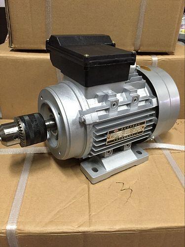 120W/180W/250W/370W/550W/750W 2800RPM 1400RPM Bead/Lathe Motor Single-phase aluminum housing motor