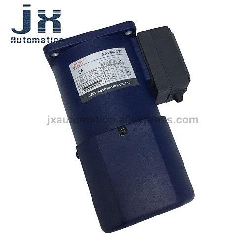 JSCC 60W 220V AC Variable Speed Motor 90YF60GV22 90YB60GV22 90YS60GV22 90YT60GV22