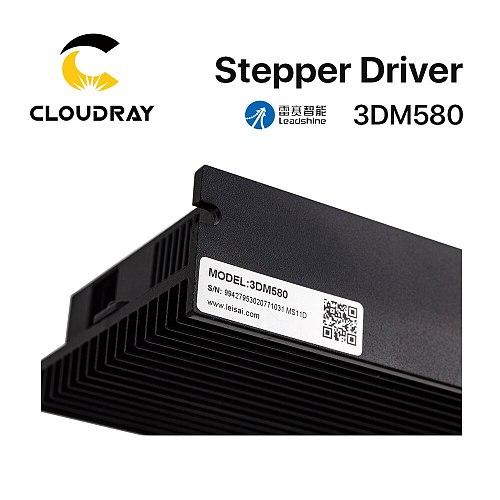 Leadshine 3DM580 3 Phase Stepper Driver for Nema 23 Nema 34 57/86 Stepping Motor CNC Engraving Machine