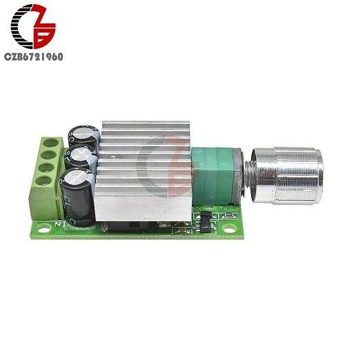 10A 12V-30V PWM DC Motor Speed Controller 12V 24V Adjustable Speed Regulator Dimmer Control Switch for Fan Motor LED Light