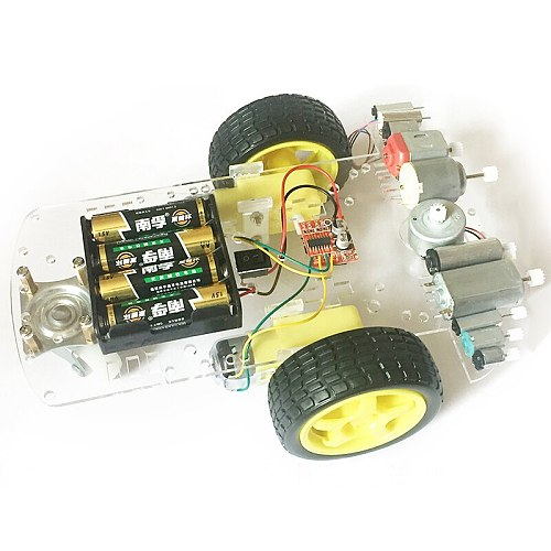 1 PC Mini Module PWM Speed Control Beyond L298N1.5A 2-Way MX1508 DC Motor Driver Module PWM Speed Dual H-Bridge Stepper