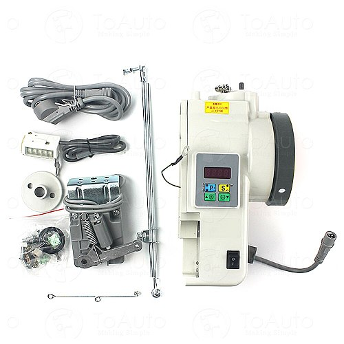 550/750/1000W Integrated Direct Drive Sewing Machine Servo Motor Suitable for Replacement Industrial Sewing Machine ServoMotor