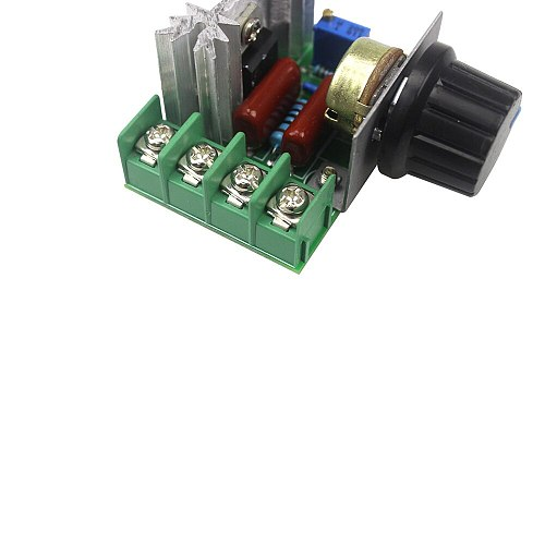 AC 220V 2000W SCR Voltage Regulator Dimming Dimmers Speed Controller Thermostat