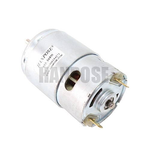 895 DC Motor DC 12V-24V 3500--12000 RPM Ball Bearing Large Torque High Power Low Noise Hot Sale Electronic Component Motor