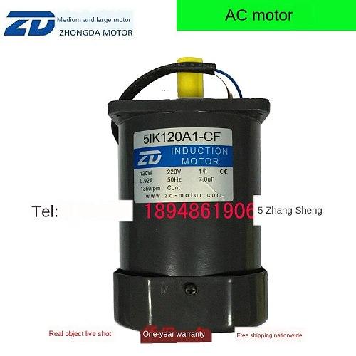 5ik120a1-cf/DF 120W AC Optical Axis Motor/Constant Speed Mada 51k120a-cf Single Phase 220V