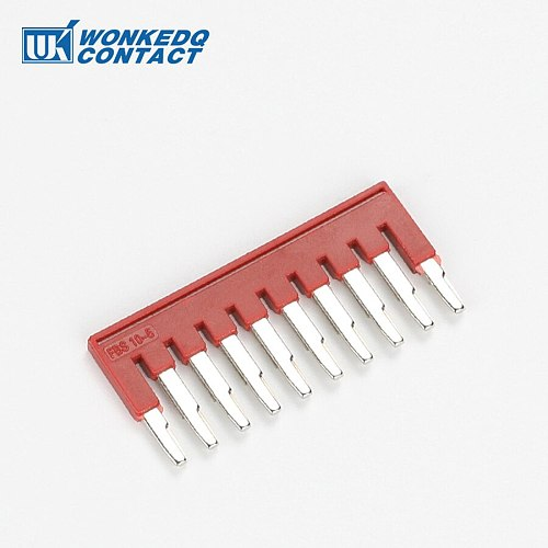 FBS10-4 10-5 10-6 10-8   ST  Insertion bridge for ST and PT DIN Rail Terminal Blocks Accessories