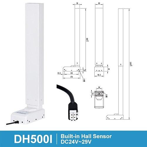 tv lift motorized electric lifting column system table leg desk legs weight lifting equipment mechanism chain linear actuator