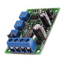Durable 6V12V24V10A DC Motor Overcurrent Protector Block Up Overload Protector Module With Adjustable Current Limiting Switch