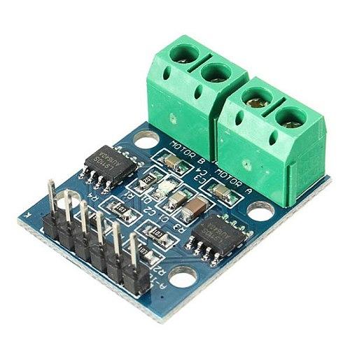 5pcs L9110S DC Stepper Motor Driver Board H-bridge L9110 Stepper Motor Dual DC Motor Module Driver Controller Board For arduino