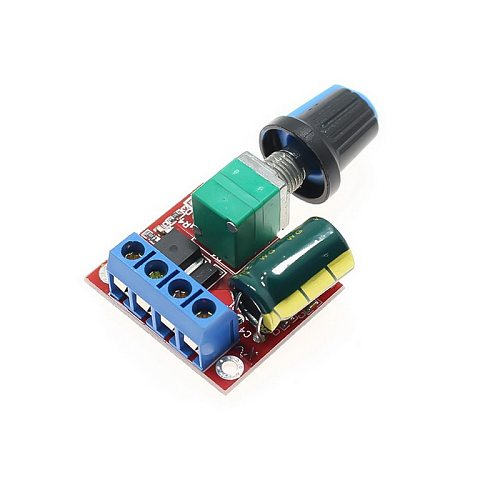 PWM DC Motor  Module Switch Control  LED Dimmer  Motor Speed Controller Module Adjustable Speed Regulator