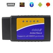 OBDII Scanner ELM327 Bluetooth V1.5 OBD2 Car Diagnostic Tool For Android ELM 327 V 1.5 OBD 2 ELM-327 Diagnostic Scanner