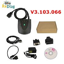 V3.103.066 For Honda HDS Tool HIM Diagnostic Tool For Honda HDS Newest Version with Double Board USB1.1 To RS232 OBD2 Scanner
