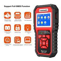 OBD2 ODB2 Scanner Auto Diagnostic Scanner KONNWEI KW850 Full Function Car Diagnosis Car Scanner Universal OBD Engine Code Reader
