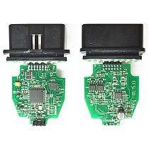 Newest V2.3.8 OBD2 Code Reader ELS27 FORScan Works For Mazda/Lincoln/Mercury Green PCB FTDI Chip+PIC24HJ128GP Better Than ELM327