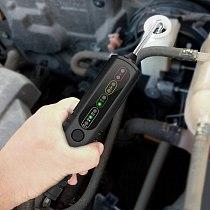 12V Auto Brake Fluid Tester Digital Car Brake Oil Tool Auto Oil Tool LED Indicator Check Display Tester