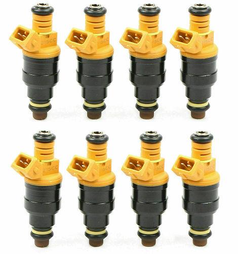 TIANBANG 8pcs Fuel Injectors 0280150943 FJ713 For 01-03 Ford F-150 4.6L 5.0L 5.4L 5.8L/02-04 Mustang 4.6L/02-05 Excursion 5.4L