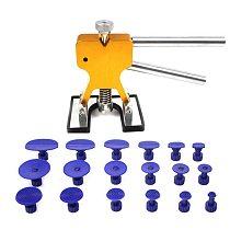Car Dent Repair Tool Kit Car Paintless Dent Puller Lifter Remover Repair Puller Kit Slide Hammer Suction Cup Car Kits Accessorie
