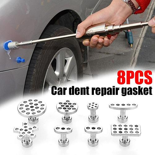 Glue Puller Dent Repair Tool Widely Use Car Dent Puller Paint Removal 8 Pcs Aluminum for Sheet Metal