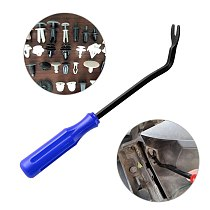 Plastic Handle Car Fastener Removal Tool Removal Rivet Clips Pry Trim Pliers Repair Fastener Household Tool Set