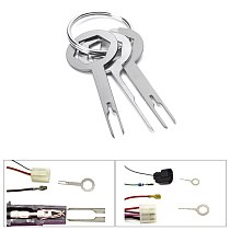 3x Car Plug Terminal Removal Picker Harness Wiring Crimp Connector Extractor Hot dropshipping