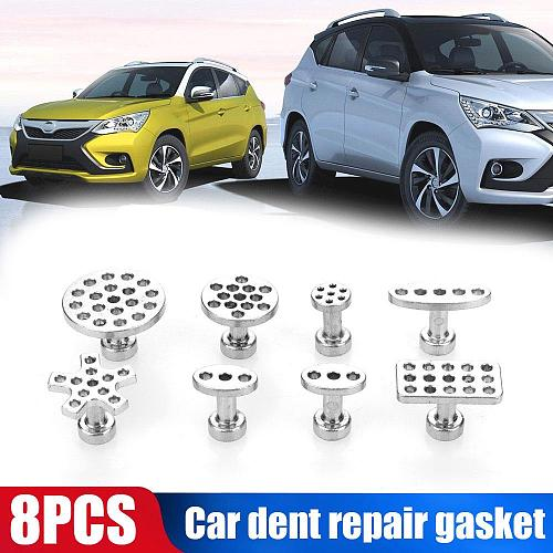 8 Pcs Tool Sheet Metal Dent Repair Tool Widely Use Car Glue Puller Paint Car Dent Puller Pull