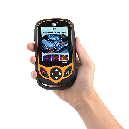 HT-A1 Portable Pocket Thermal Imaging Camera  Shipped within 48 hours 3.2 inch TFT display for Outdoor Hunting