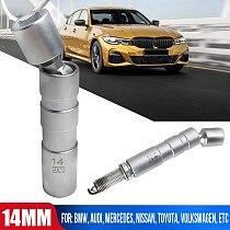 Vehemo 14mm 3/8 Drive Genuine Laser Tools Spark Plug OEM:6371 for Toyota Honda Nissan