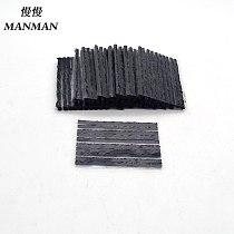 100pcs 4mm*100mm  Tyre Repairing Rubber Strips Tire Repair Tools rubber strips tyre repair