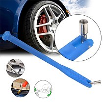 3Pcs Car Tire Valve Stem Puller Tube Metal Tire Repair Tools Valve Stem Core Car Motorcycle Valve Stem Remover Car Accessories
