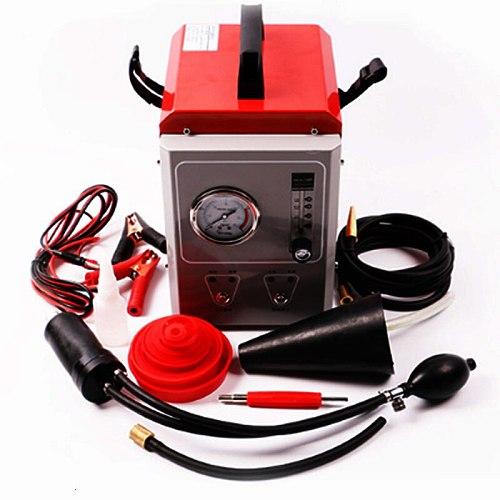 Car Smoke Analyzer Machine Leak Detector Leakage Fault Diagnosis Smoke Leak Test Locator Tubing Generator Diagnostic Tool