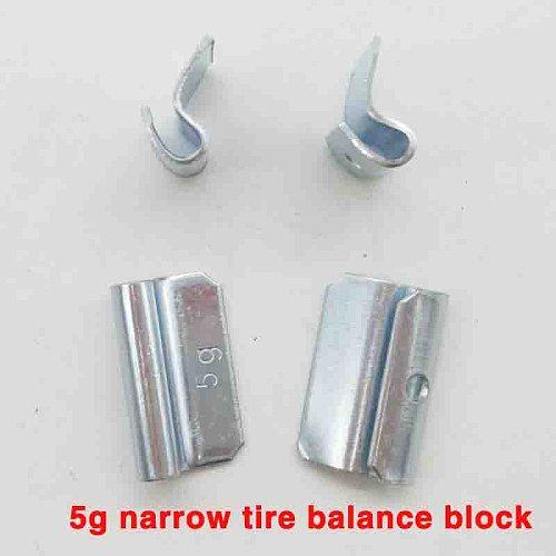 10pcs/5g iron hook wheel balance steel wheel hub tire balance block head type hook weight tire weight The tire weight