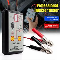 EM276 Professional Injector Tester Fuel Injector 4 Pluse Modes Tester Powerful Fuel System Scan Tool EM276