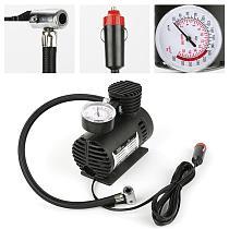 ABS Automotive Durable Vehicle Mini Air Compressor 300 PSI Tire Inflator Pump DC 12V Car Parts Car Tire Repair Tools