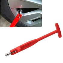 Tire Valve Stem Puller Tube Metal Tire Repair Tools Valve Stem Core Car Motorcycle Remover Drop Shipping