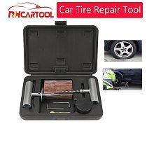 OBD2 Car Tire Repair Kit Car Van Motorcycle Bike Tire Repair Tools Emergency Heavy Duty Tubeless Tire Puncture Repair Kit