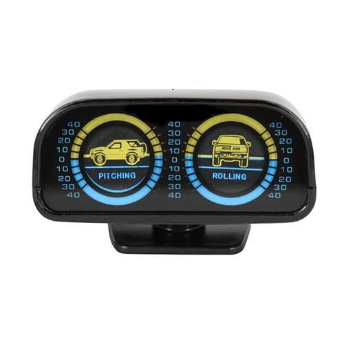 Car Adjustable Compass Balancer Slope Meter Tachometer Balancer Measure