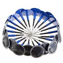 24pcs 36mm Vehicle Tubeless Tyre Puncture Repair Kit Wired Mushroom Plug Patch Tire Repair Tools Set